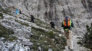 Wanderung Sella Gruppe
