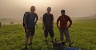 2 Trainingshüpfer am Vorabend