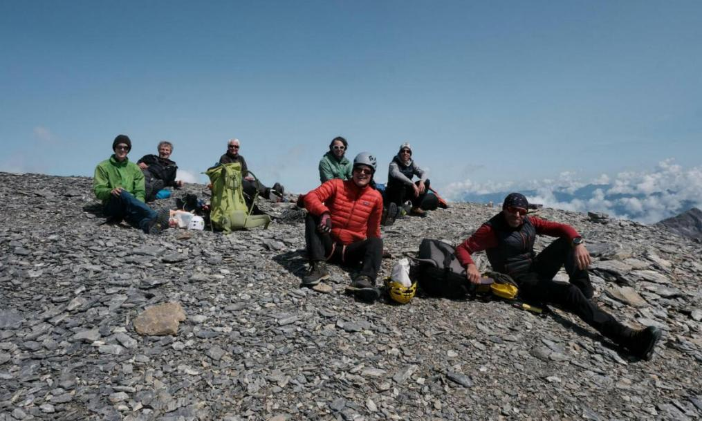 Clariden Gipfel